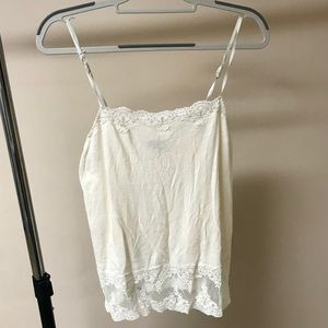 AE Lace cami tank top